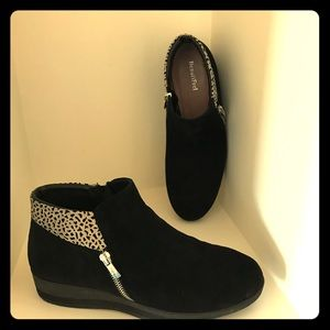 """""""BeautiFeel"""" Suede Ankle Boots"""